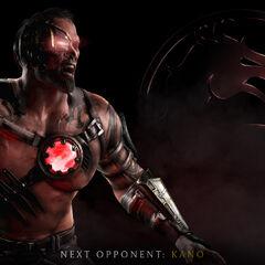 Kano en Mortal Kombat X