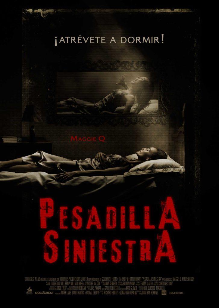 PESADILLA SINIESTRA[2017] [1080p BRrip] [Latino-Inglés] [GoogleDrive]
