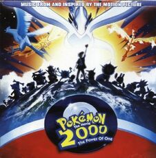 Pokemon 2000 - The Power One (Portada)