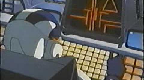 SUPER LASSER - VIDEO SENSHI LASERION-FRAGMENTO EPI. 26 (DJE