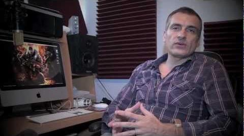 Sebastián Llapur - Making of Doblaje Español Latino Gears of War 3