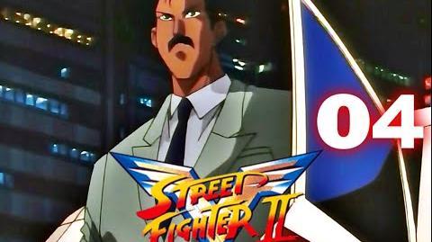 Street Fighter II V - CAP.04. Infierno en Hong Kong