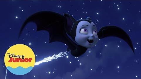 🎶 Una Noche Feliz Vampirina