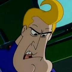 Capitán Dallas Rodman en <a href=