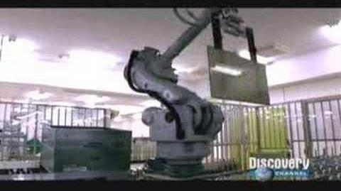Como se hace una Tv de plasma- Discovery channel