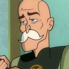 Budler, el mayordomo en <a href=