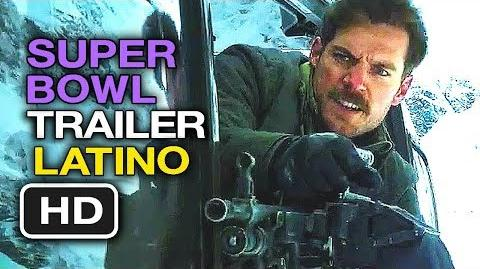 MISION IMPOSIBLE 6 REPERCUSION Trailer en Español LATINO (HD) SUPER BOWL 2018