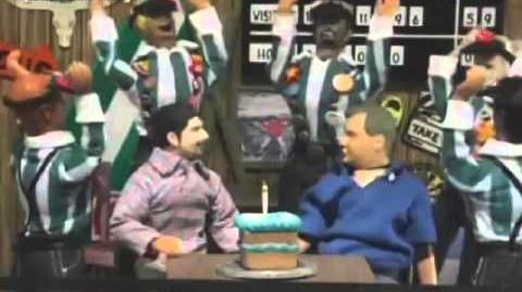 Pollo Robot - Feliz Cumpleaños