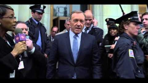 Trailer House of Cards Temporada 2 ESP