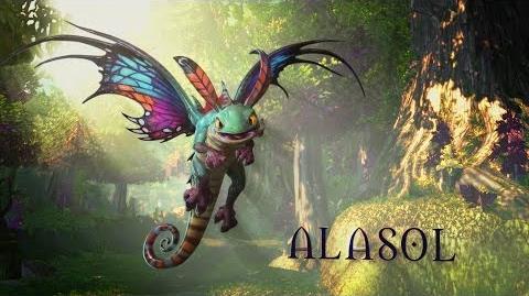 Alasol HTS