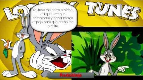 Bugs Bunny y el Demonio de Tasmania Doblaje Redoblaje Latino Comparación