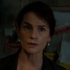 Elizabeth Leaming en la película de terror irlandesa <a href=