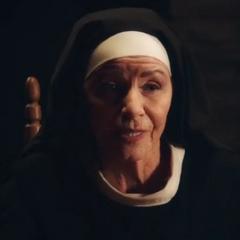 Hermana Susan en la película de terror <a href=