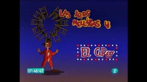"""Las 3 Mellizas 57 """"En El Circo"""" -ESPAÑOL LATINO- ¡¡¡ÚNICO!!!"""
