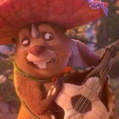 Castor mariachi también en <a href=