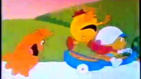 Pac-Man La serie animada Opening Español Latino