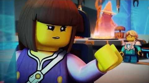 ALIANZA DEL FORTREX - LEGO Nexo Knights - Webisode -1