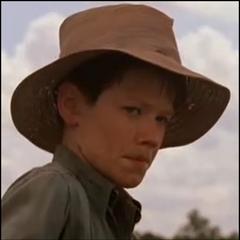 Jack Cash, hermano de JR en la etapa infantil, en <a href=