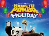 Kung Fu Panda: El festival de invierno