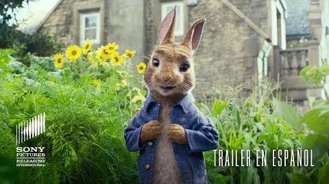 PETER RABBIT- LA PELÍCULA - Trailer en español (HD)
