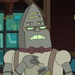 Robot Reparador de Caballos también en <a href=