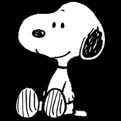 Snoopy en <a href=