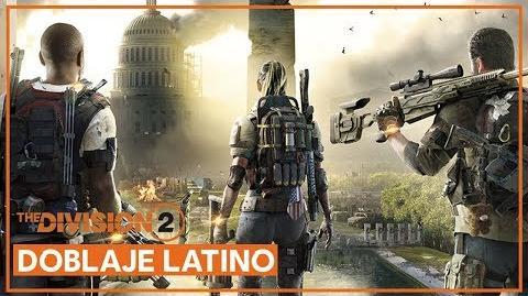The Division 2 - Conoce a las voces del doblaje latino