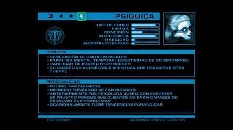 ARCHIVOS SECRETOS DE LA ANS Psíquica