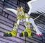 Nefertimon Digimon Frontier