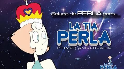 ¡Saludo de Perla para LTP!