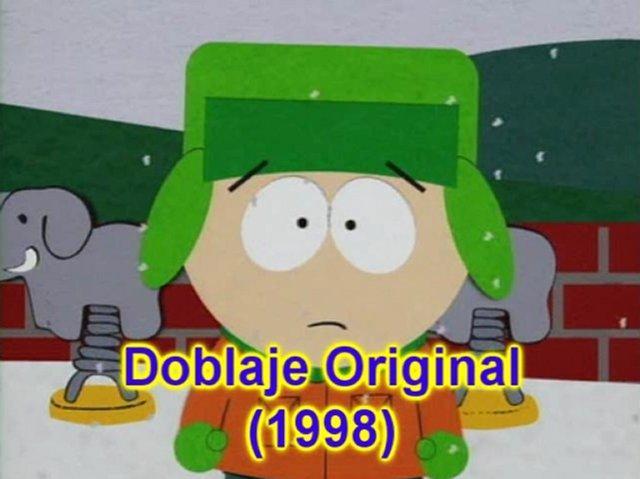 """Comparacion de Doblajes de """"The Lonely Jew on Christmas"""""""