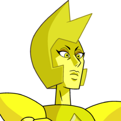 Diamante Amarillo en <a href=