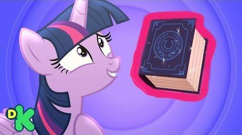 El comienzo de escuela de la amistad My Little Pony Discovery Kids