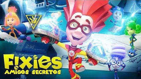 Fixies Amigos Secretos Estreno 18 de mayo en cines