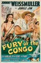 Furia en el Congo