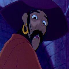 Padre de Quasimodo en <a href=