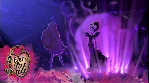 ¡La Reina Malvada ha escapado! Ever After High