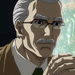 El Profesor Gennosuke Yumi en <a href=