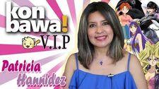 KonbawaTV entrevista a Paty Hannidez