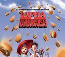 Lluvia de hamburguesas