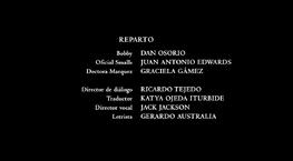 Mi amigo el dragón (2016) Doblaje Latino Creditos 2