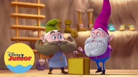 Gnomo Encuentra su Casa El Mapa Mágico de Goldie y Osito