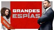 Grandes espías Tráiler doblado Perú Pronto en cines