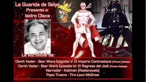 La Guarida de Seiya - Entrevista a Isidro Olace