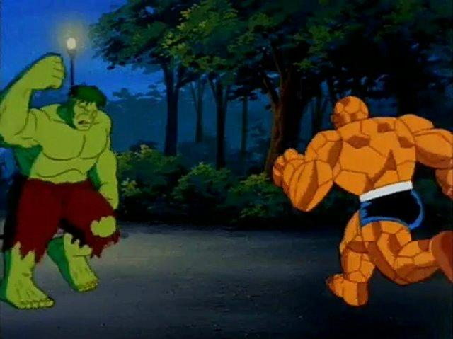 La Mole vs El increíble Hulk Audio Latino (1 2)