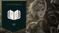 Vi- Curso básico de interrogación - Leyendas - Audiocuentos - League of Legends