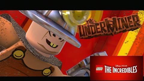 ¡¡COMO DESBLOQUEAR AL SUBTERRÁNEO!! - LEGO LOS INCREIBLES