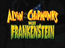 Alvin and the Chipmunks Meet Frankenstein Title