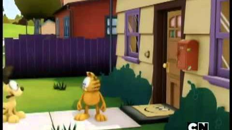 El Show de Garfield Yo, Garfield y yo