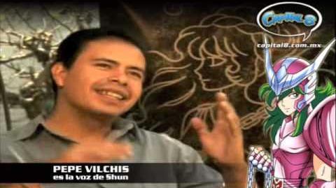 Entrevista a José Gilberto Vilchis